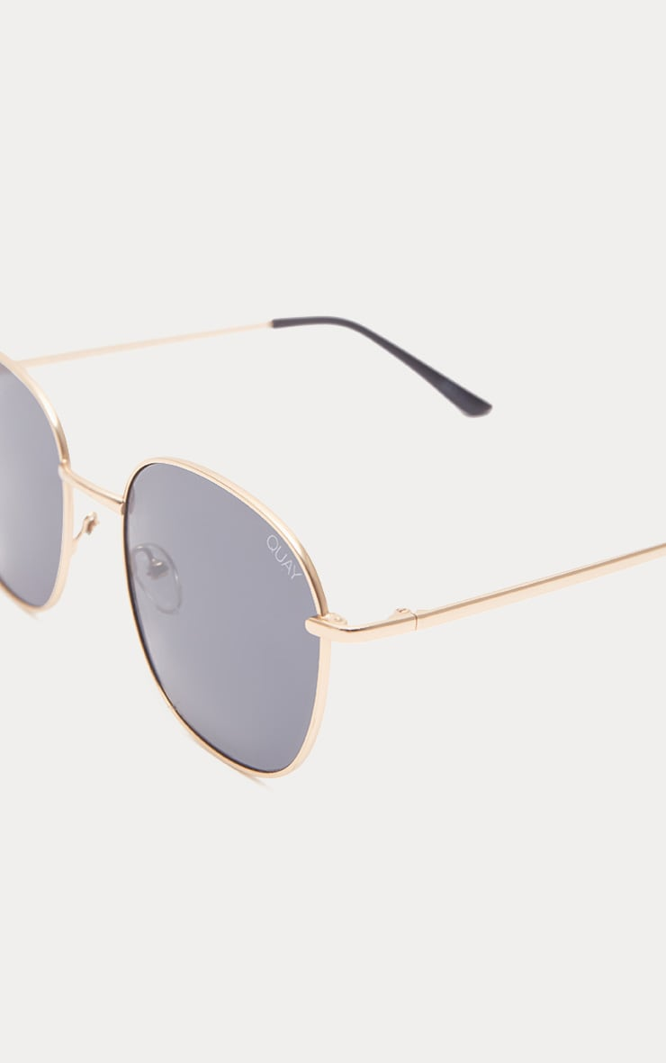 QUAY AUSTRALIA Black Jezabell Sunglasses 3