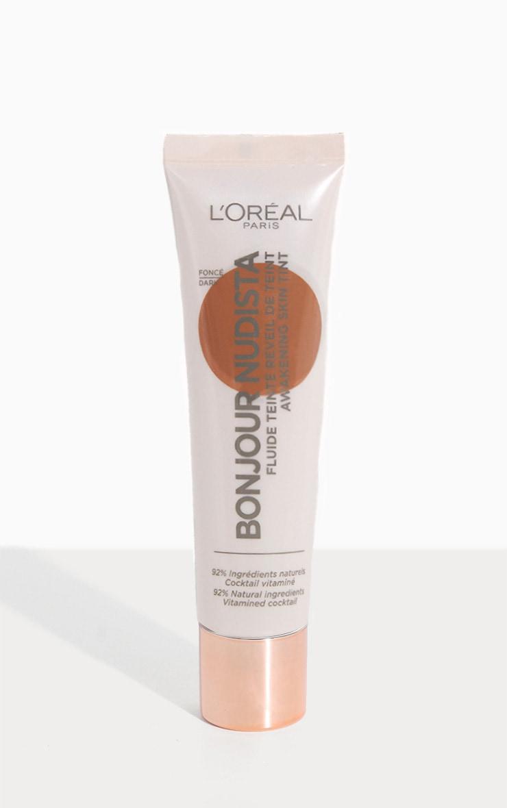 L'Oréal Paris Bonjour Nudista Skin Tint Cream Dark
