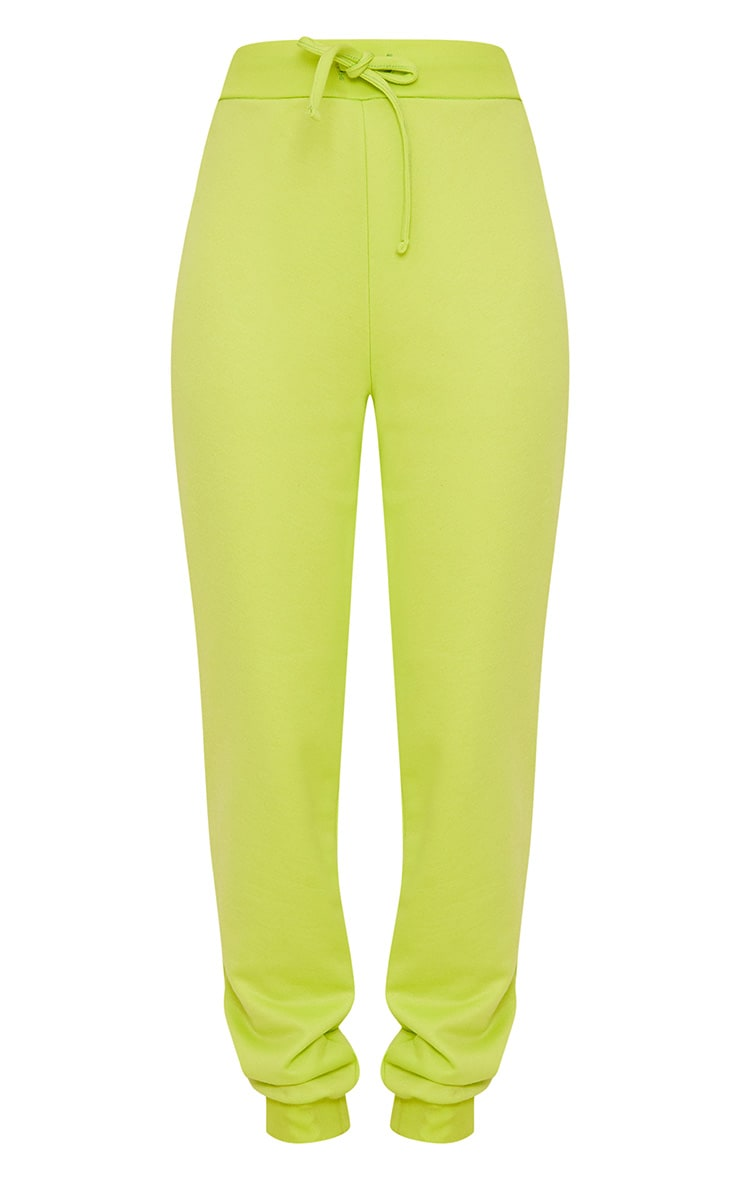 Lime Ultimate Sweat Joggers 3