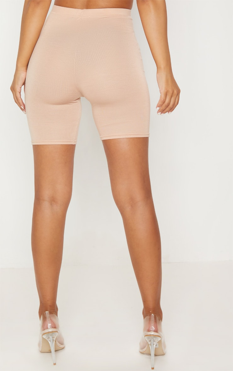 Petite Nude Basic Cycle Shorts 4