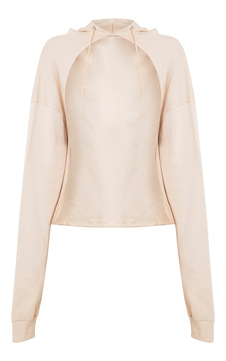 Juliane Sand Extreme Open Front Hoodie 3