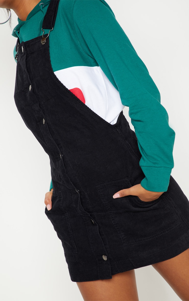 Black Cord Pinafore 5