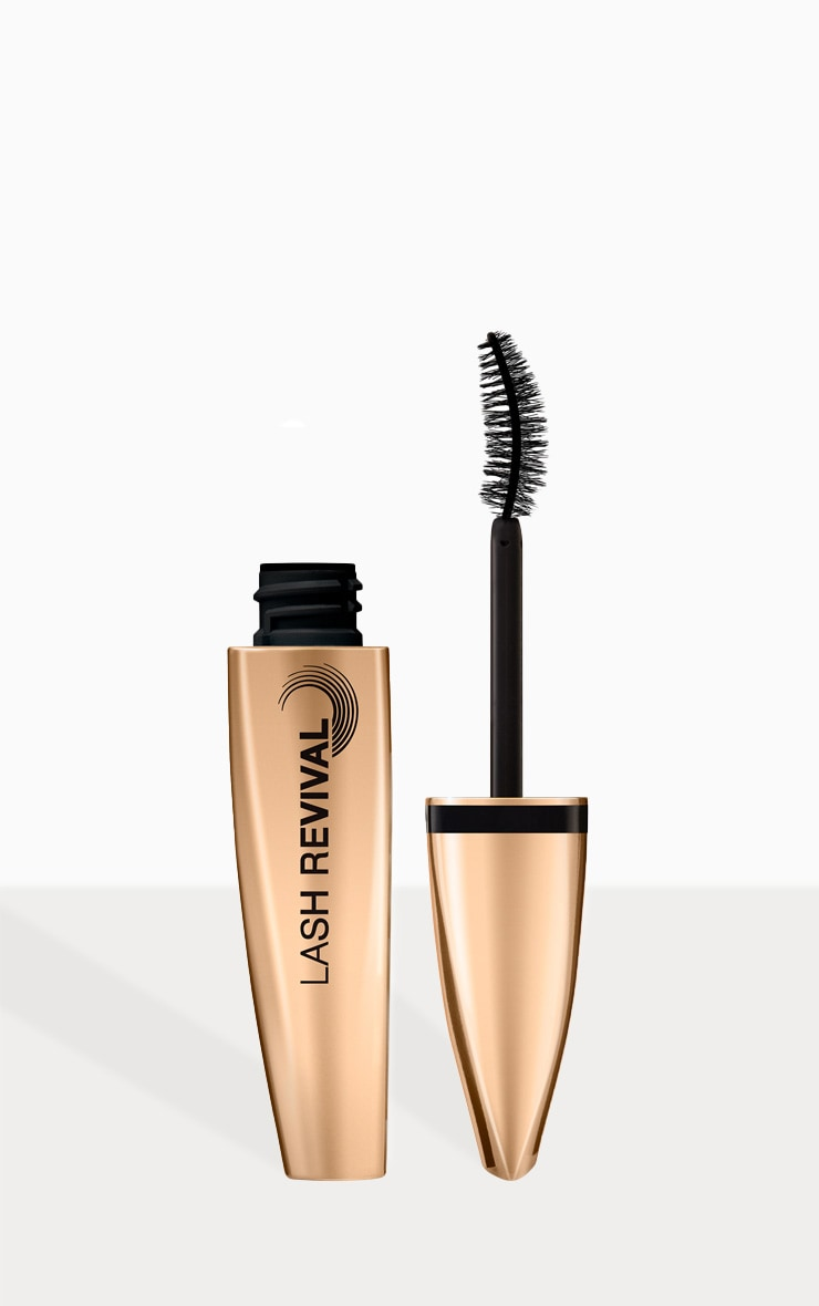Max Factor Lash Revival Strengthening Mascara Bamboo Extract Extreme Black 1