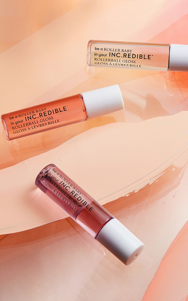 INC.redible Roller Baby Lip Gloss One Cool Time 5