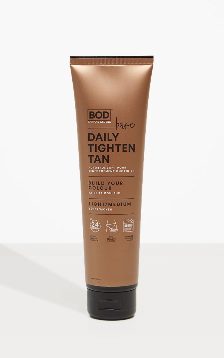 BOD Bake Daily Tighten Tan Light to Medium