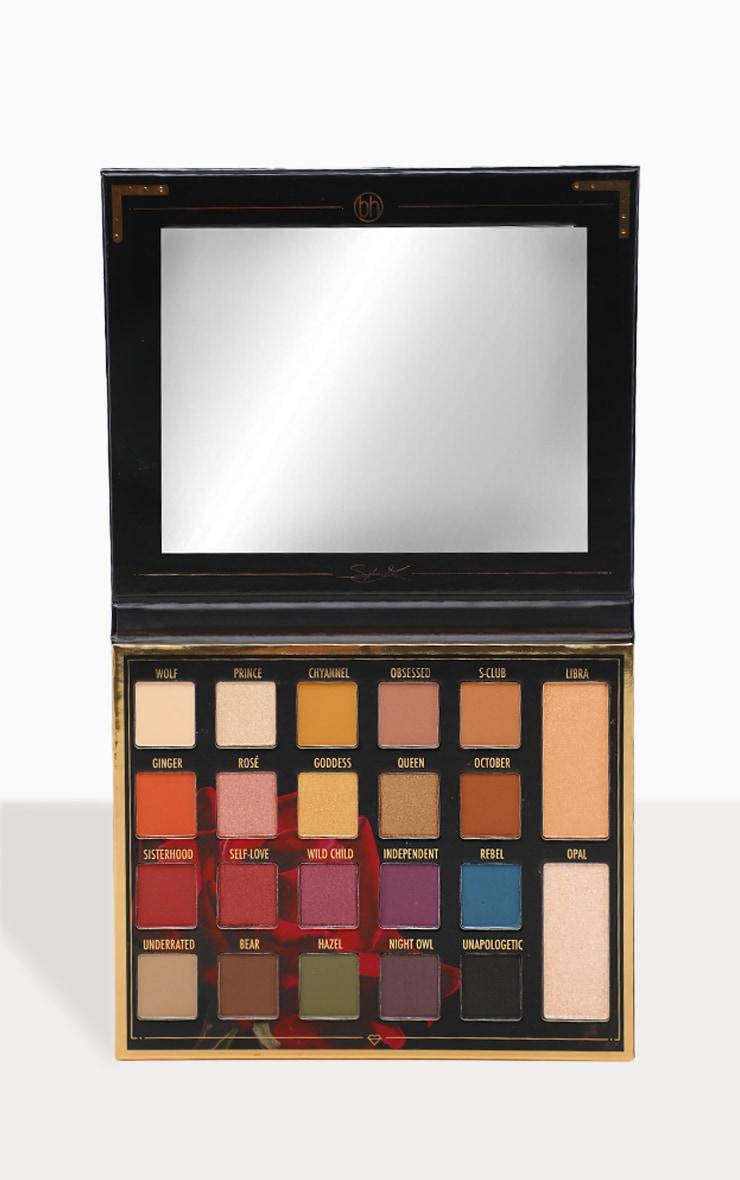 BH Cosmetics Sylvia Gani Eyeshadow Palette 1