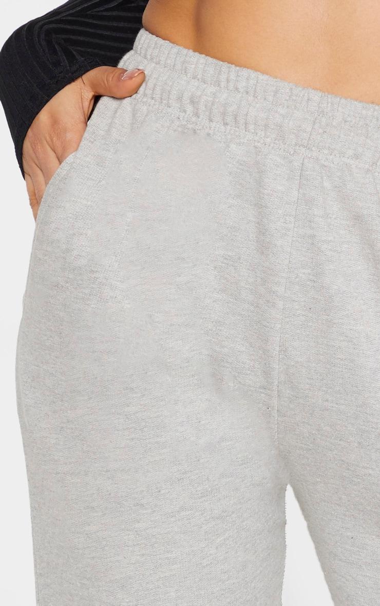 Tall Grey Marl Casual Pants 5