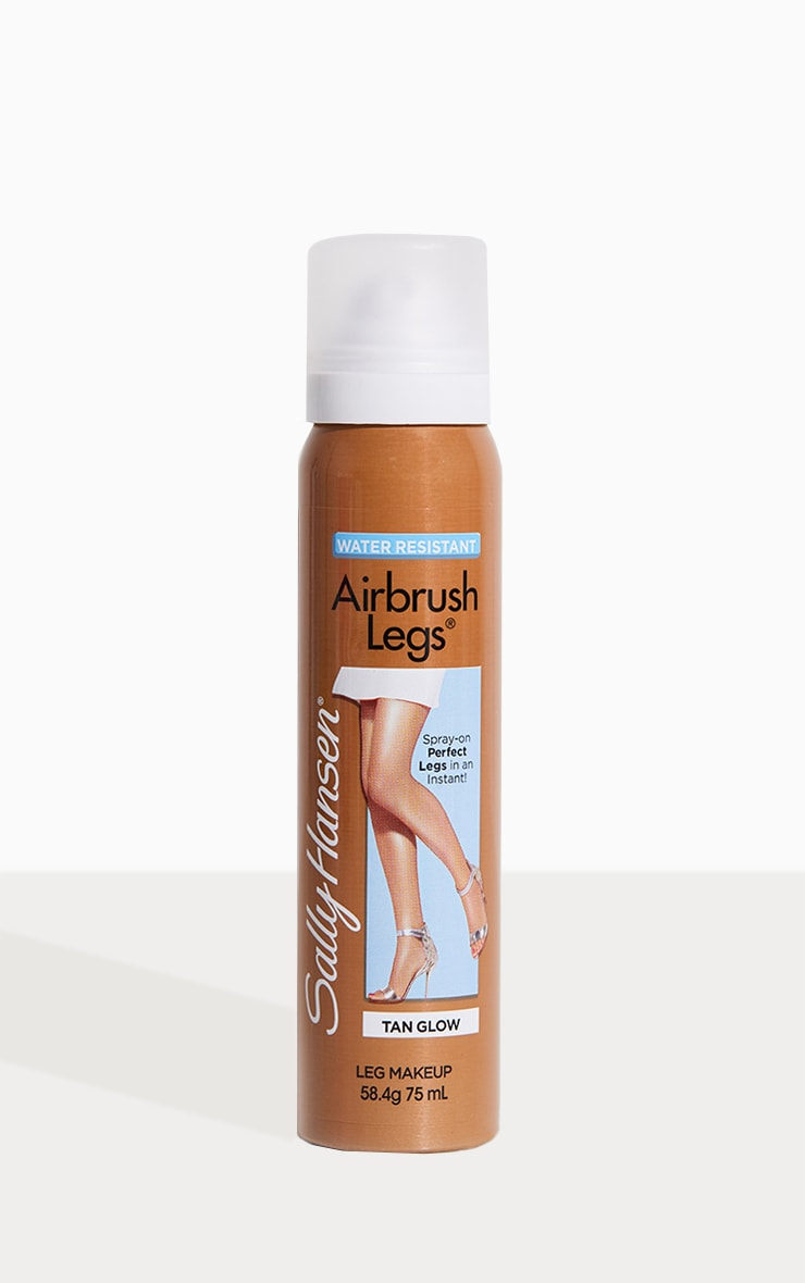 Sally Hansen Airbrush Legs Spray Tan Glow 1