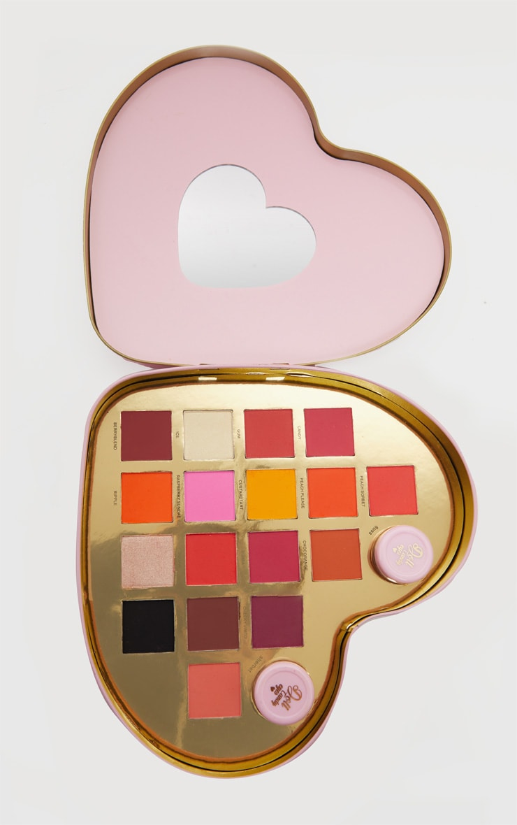 Doll Beauty Sweet Treat Peaches & Poptarts Palette 4