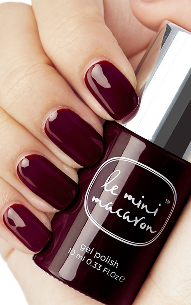 Le Mini Macaron Le Maxi Deluxe Gel Nail Manicure Set 3