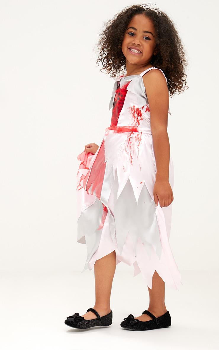 Zombie Princess Halloween Costume 3