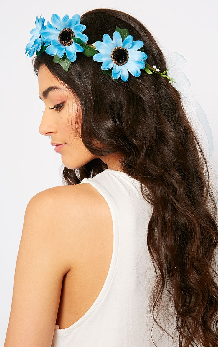 Jody Blue Daisy Hair Garland 2
