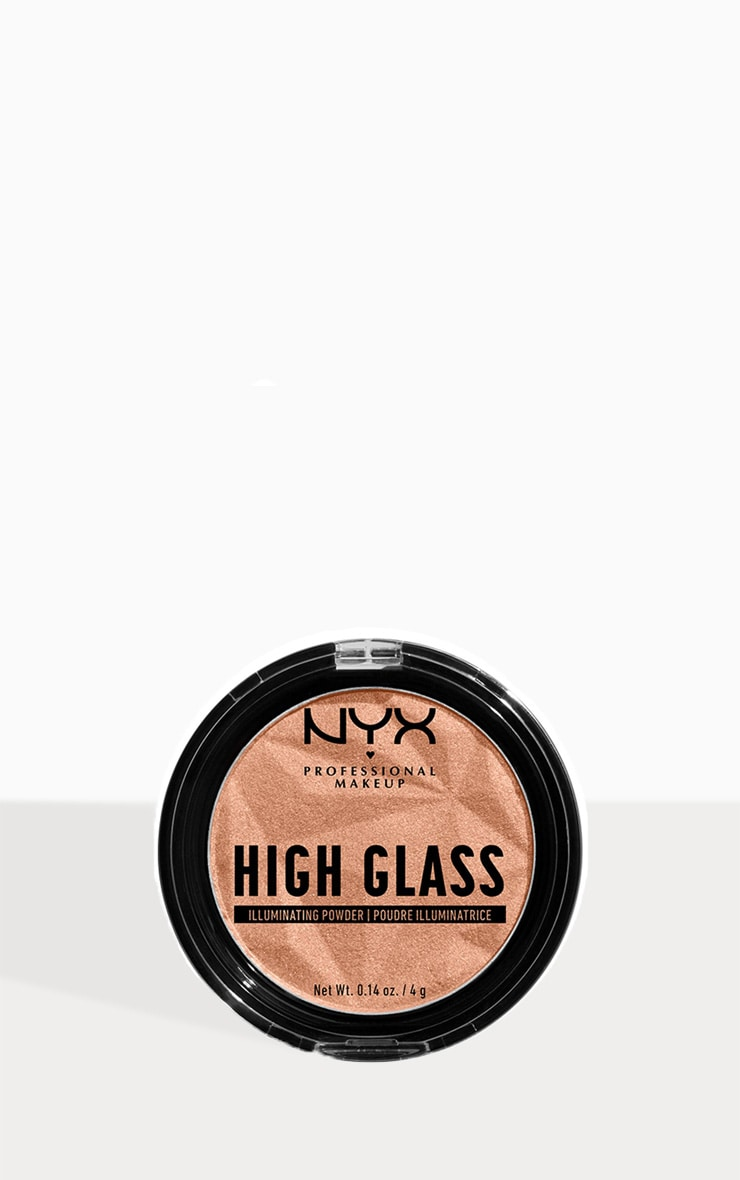 NYX PMU High Glass Illuminating Powder Daytime Halo 1