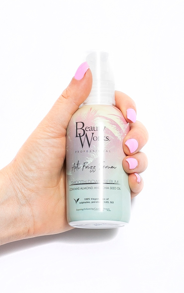 Beauty Works Anti Frizz Serum 150ml 2