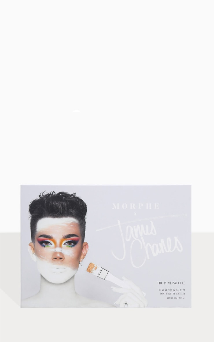 Morphe X James Charles Limited Edition Little Sisters Eyeshadow Palette 2