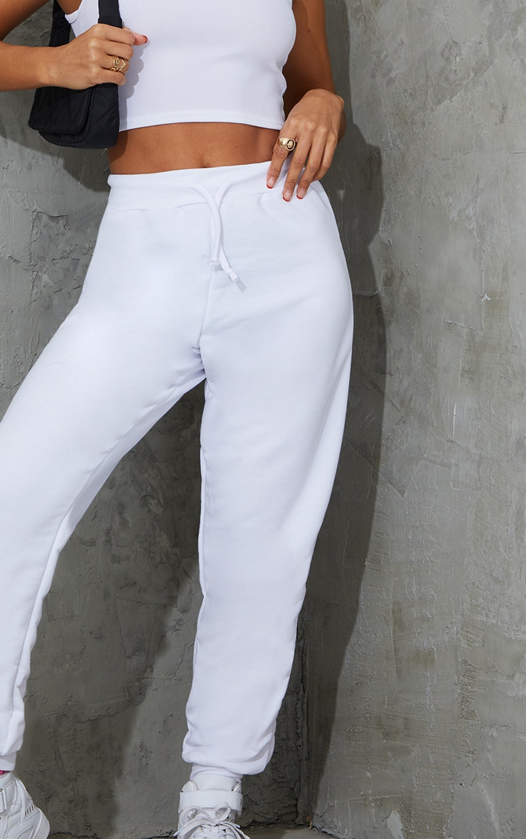 White Ultimate Jogger 4