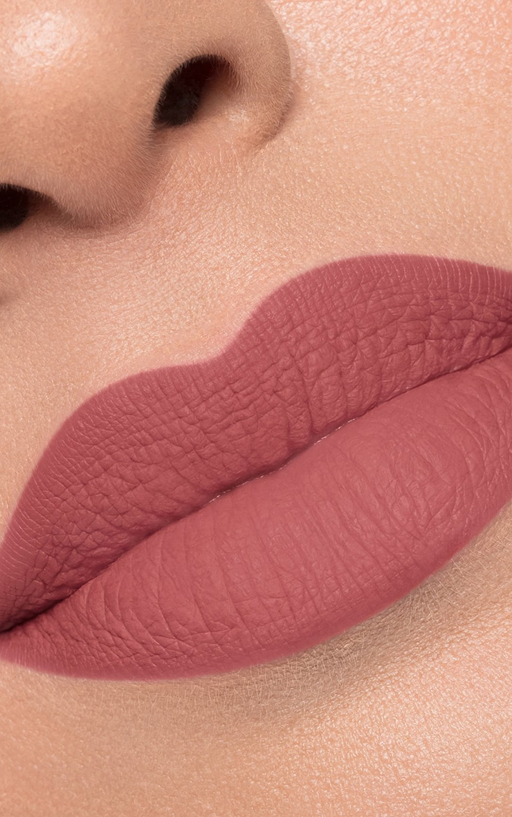 Morphe Matte Liquid Lipstick Jealousy 2