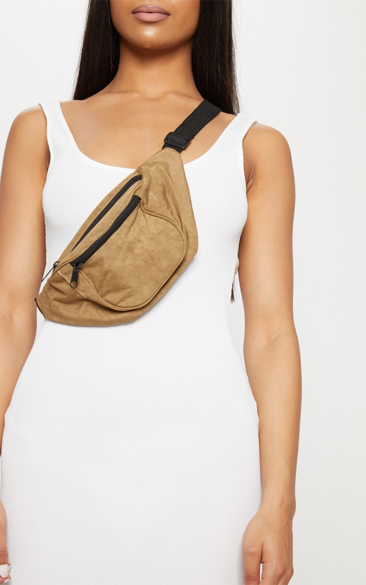 Camel Small Fanny Pack 3
