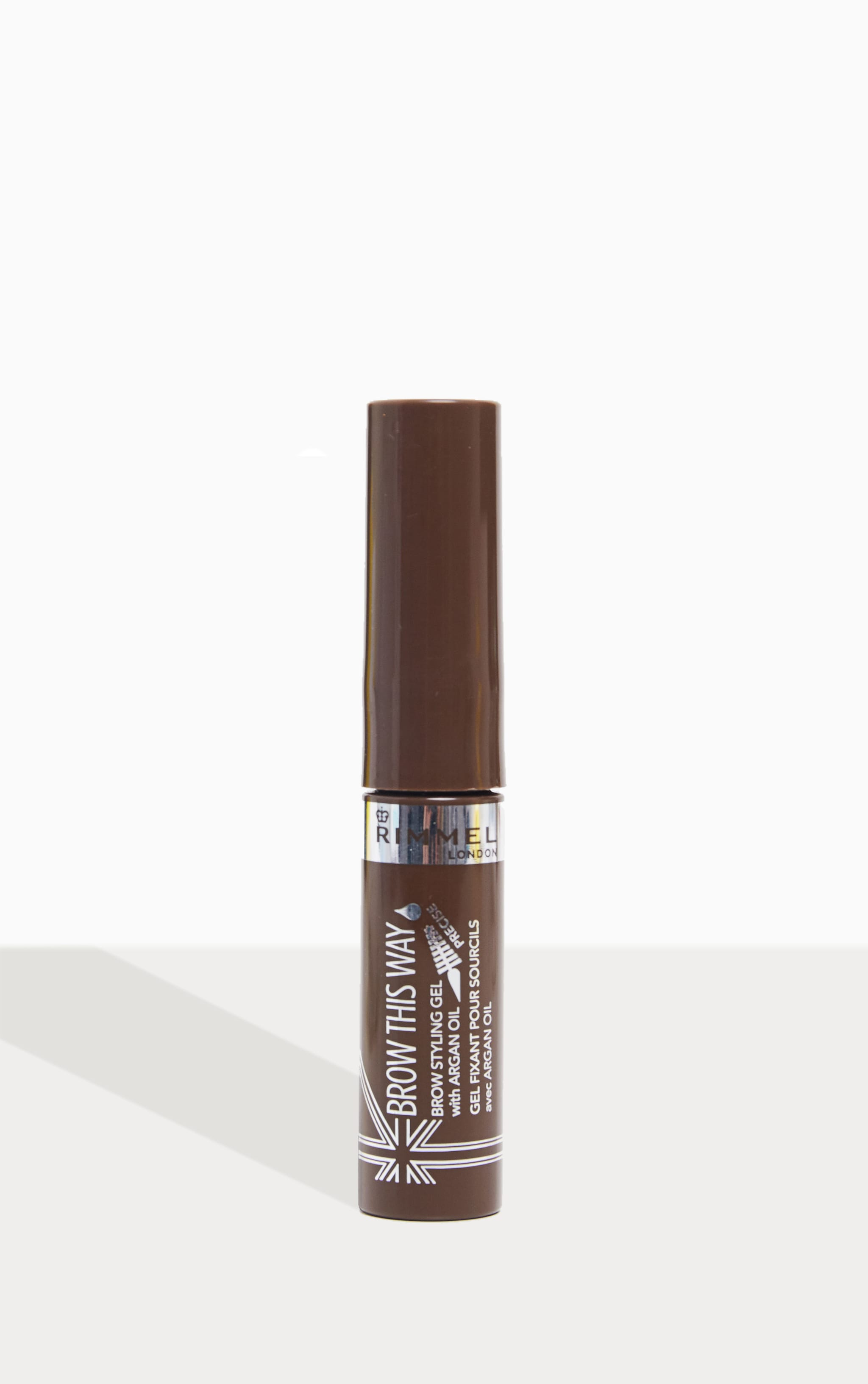 Rimmel Brow This Way Gel With Argan Oil 002 Medium Brown 2