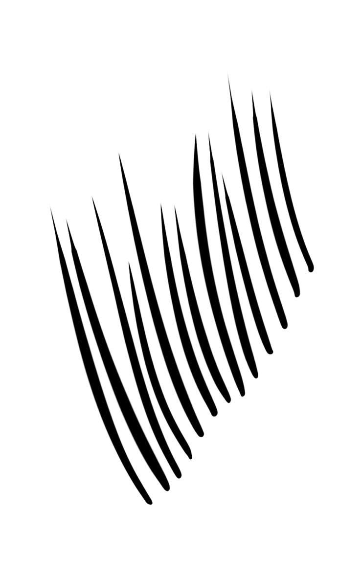 NYX PMU Lift And Snatch Brow Tint Pen Black 5