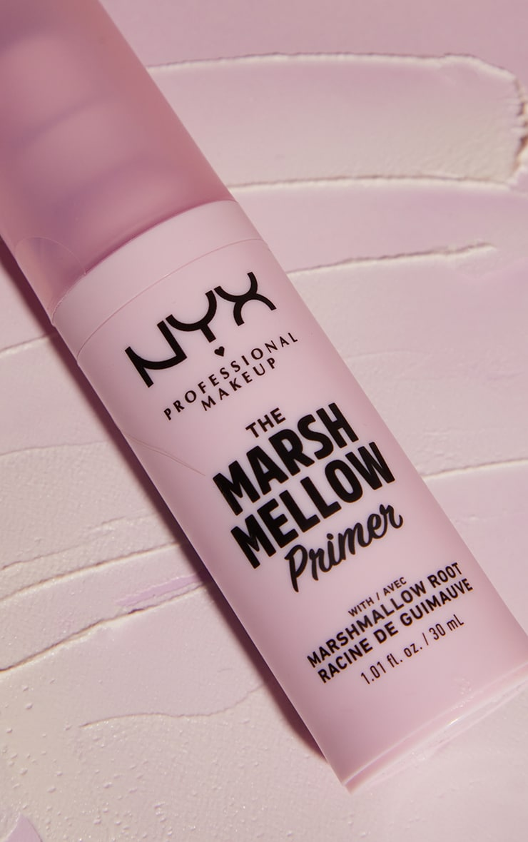 NYX PMU Smoothing Marshmellow Root Infused Super Face Primer 2