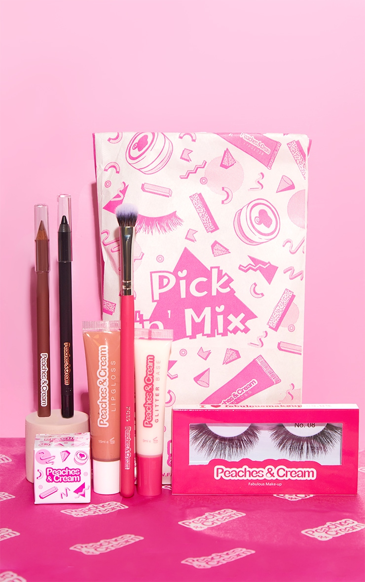 Peaches & Cream Exclusive Bundle (Worth £63.00) 2
