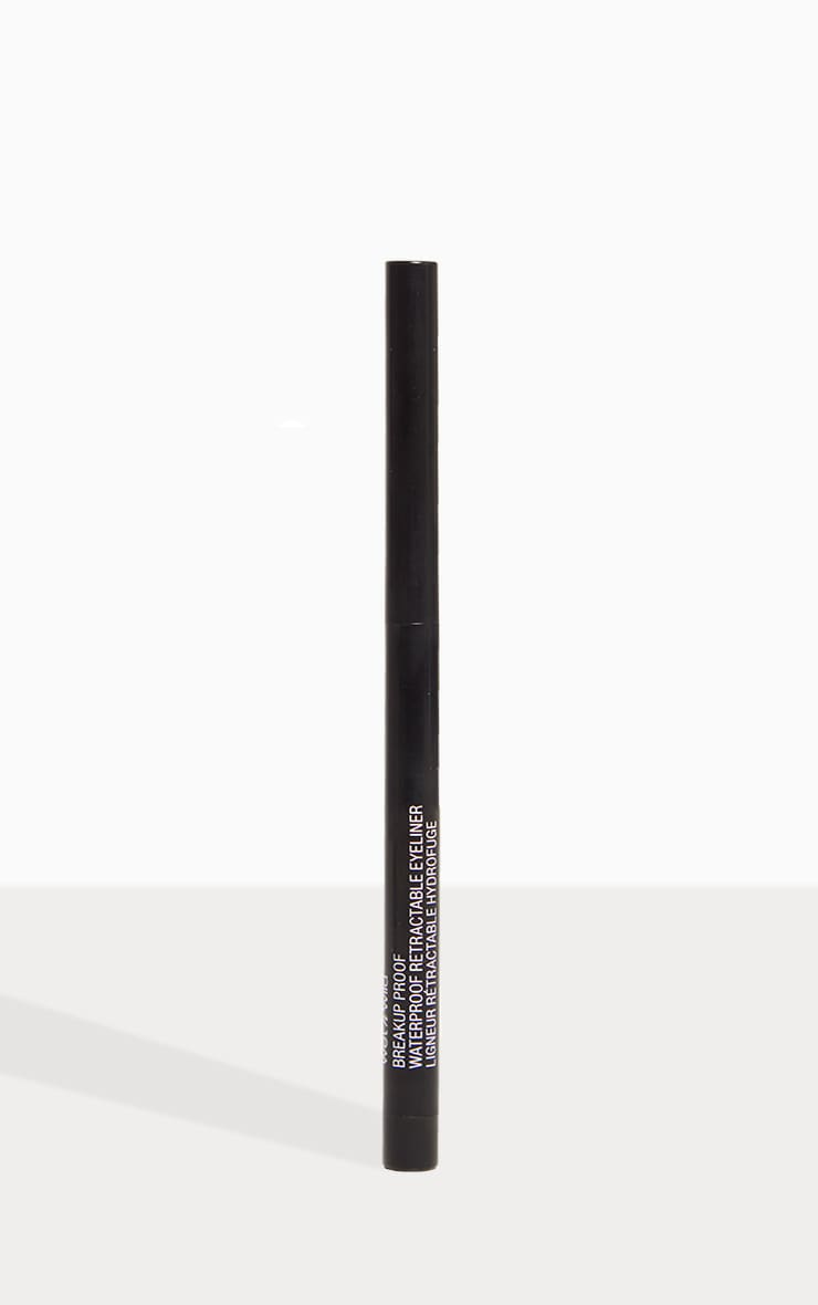 Wet n Wild MEGALAST Retractable Eyeliner Black Noir 2