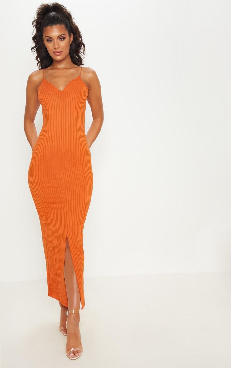 Burnt Orange Dresses for Women