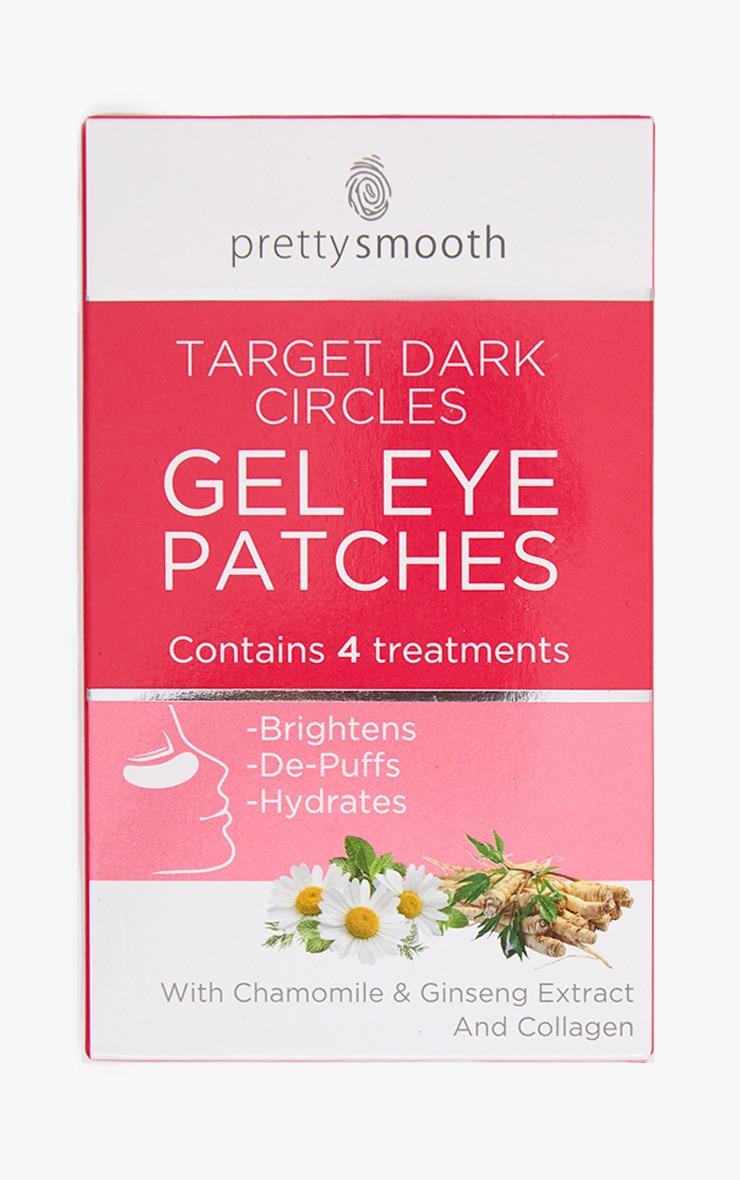 Four Pack Target Dark Circles Gel Eye Patches 1