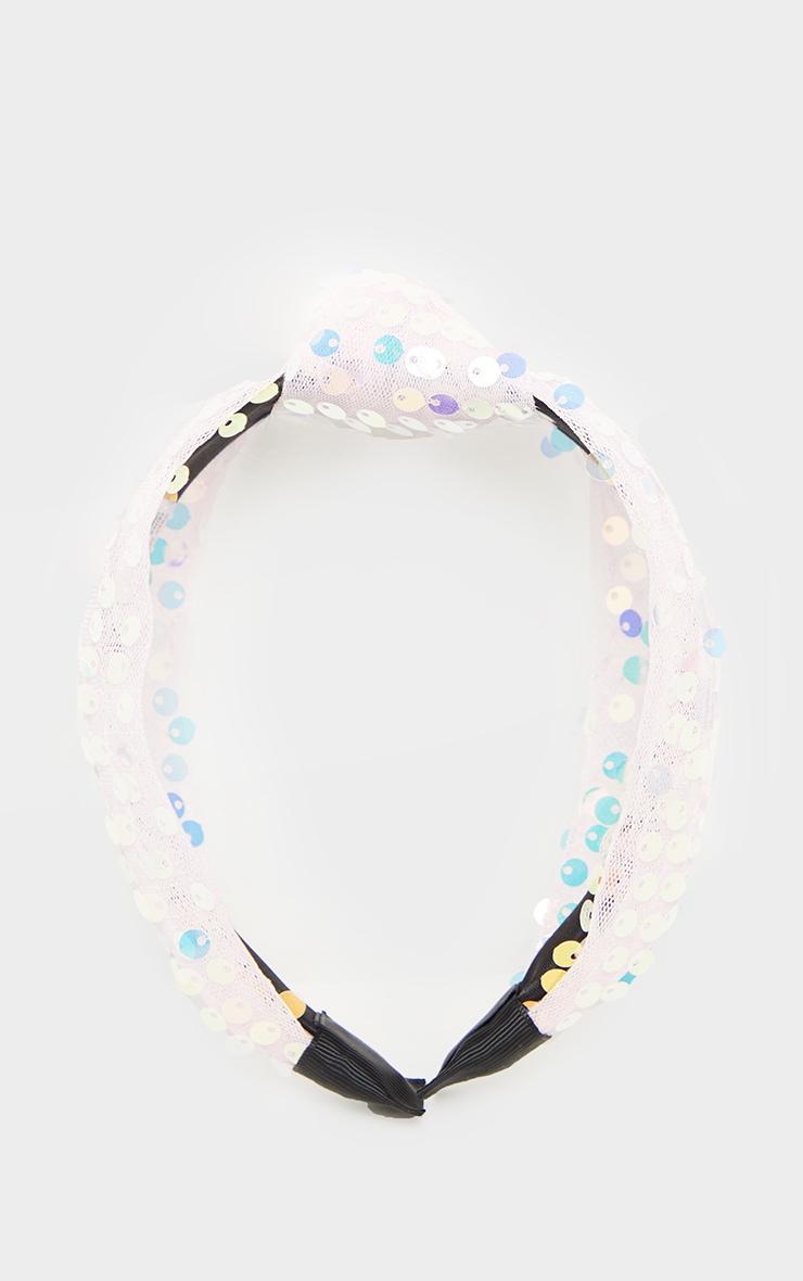 Multi Sequin Headband 2