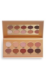 Makeup Obsession Nude Is The New Nude Shadow Palette 3