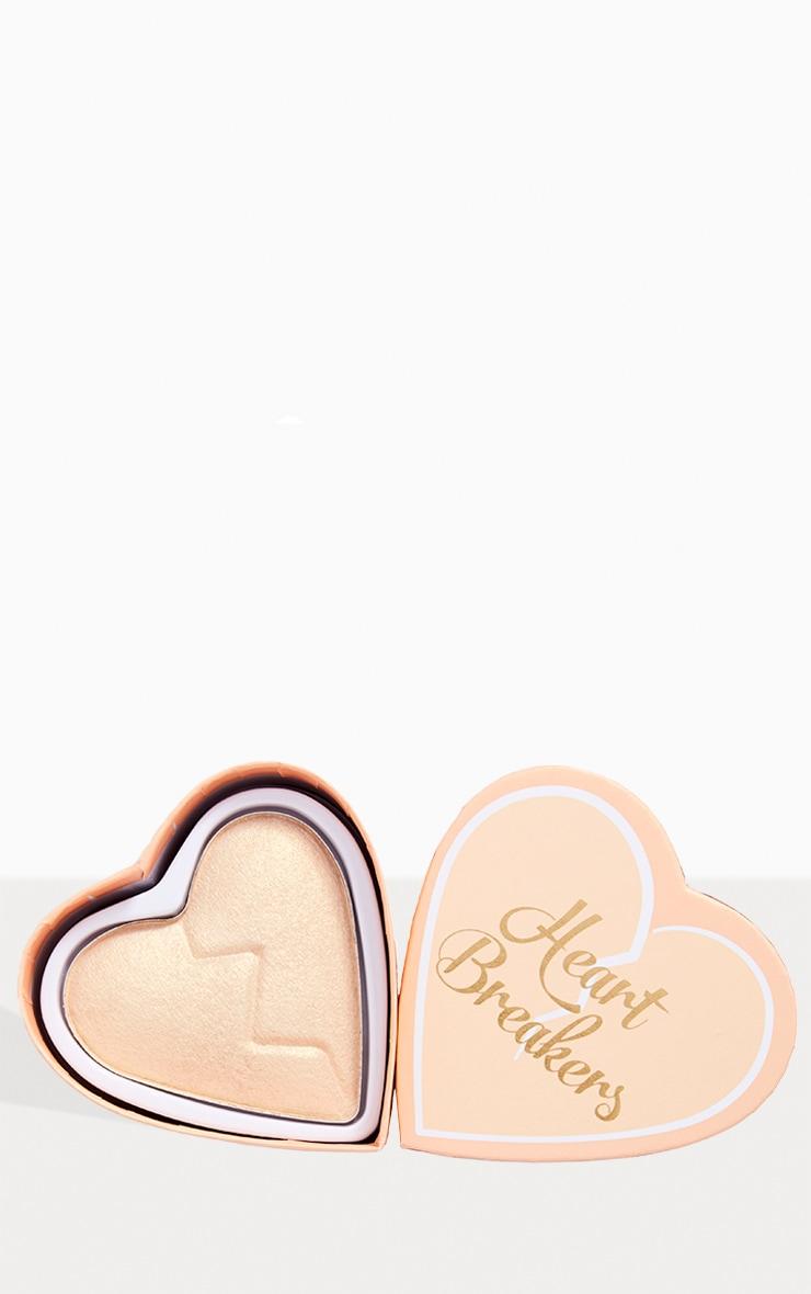 I Heart Revolution Heartbreakers Highlighter Golden 1