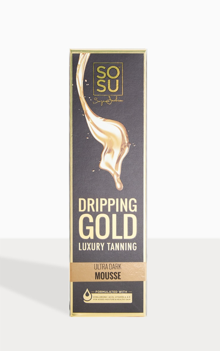 SOSU Dripping Gold Luxury Ultra Dark Mousse 2