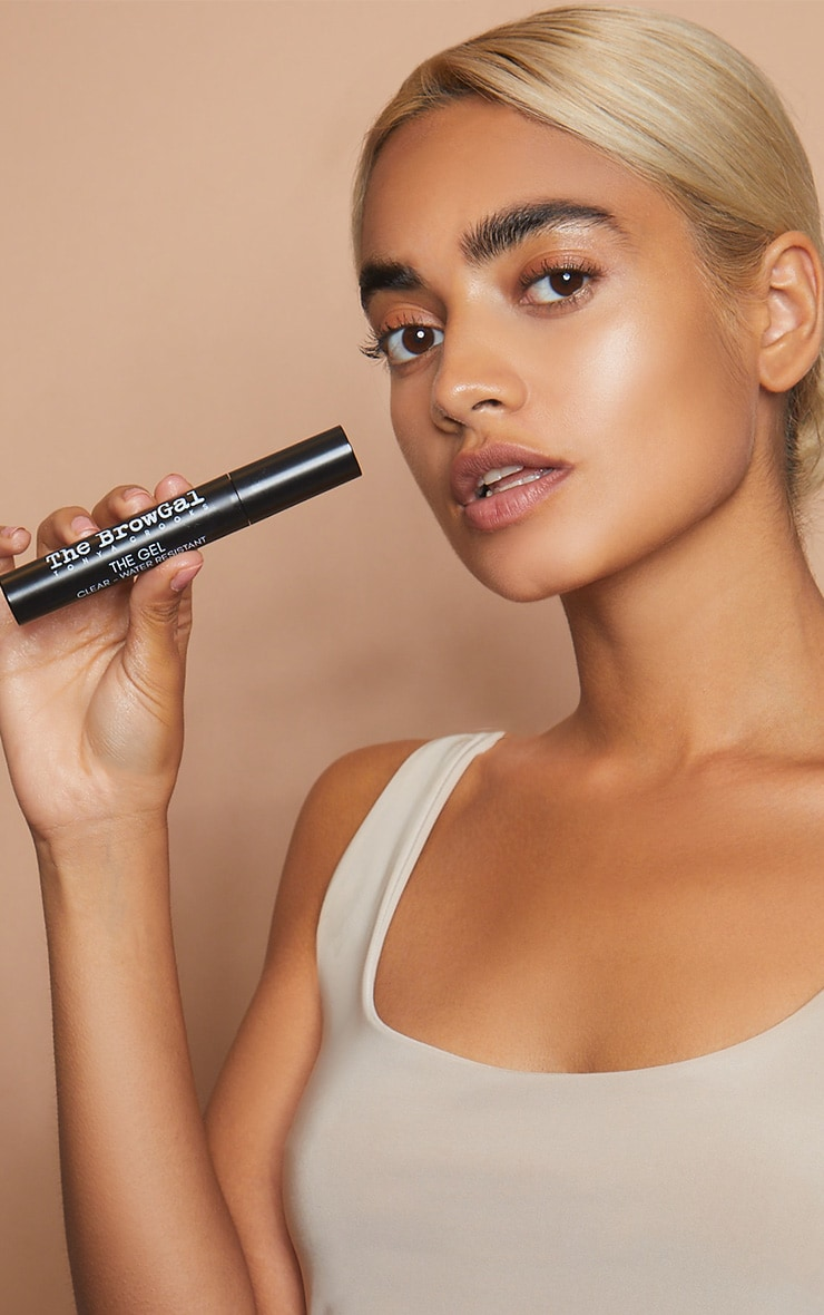The BrowGal Clear Eyebrow Gel 4