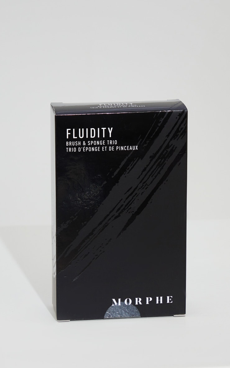 Morphe Fluidity Brush and Sponge Trio (Worth £30.50) 2