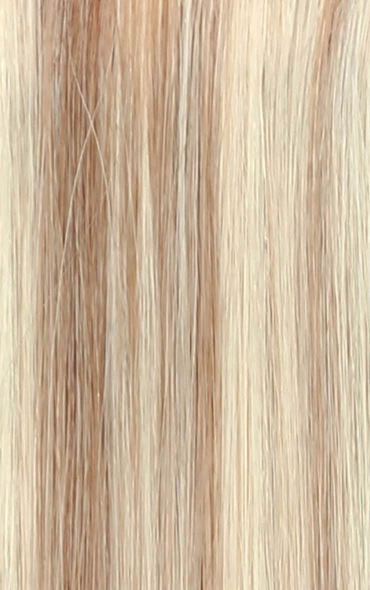 Beauty Works Double Hair Set Weft 18 Inch Champagne Blonde 50 Grams 2