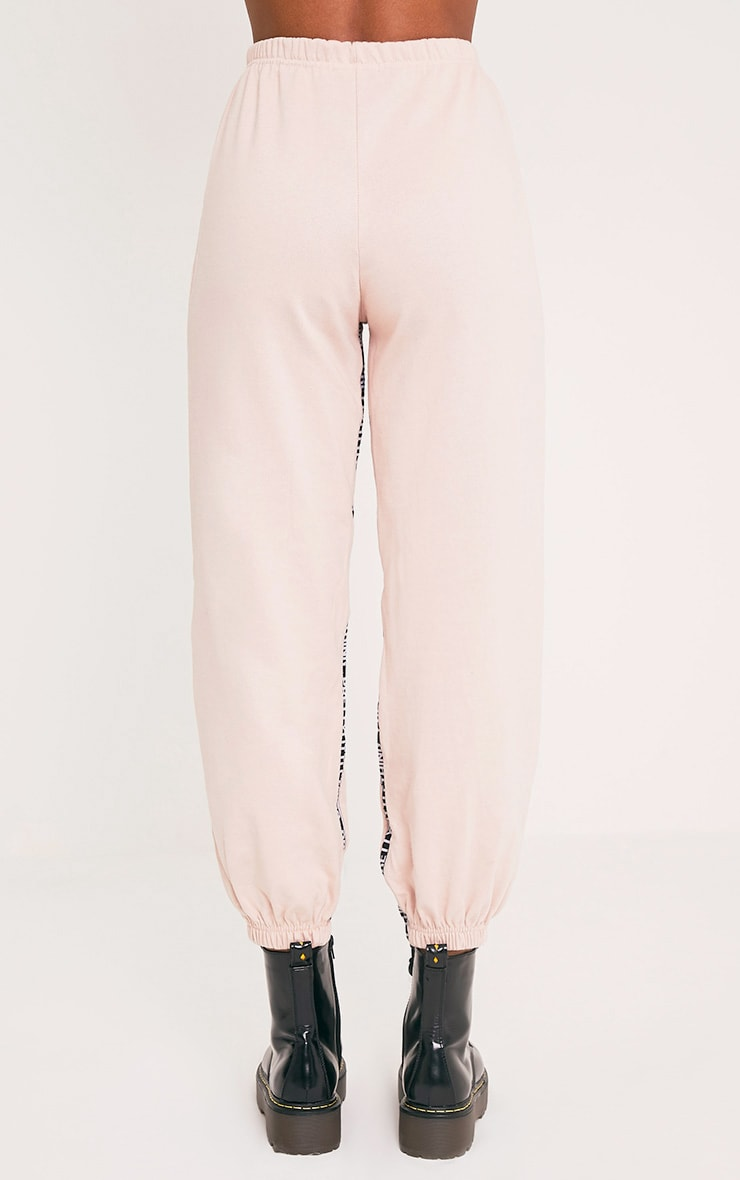 exclusive shoes perfect quality stylish design PRETTYLITTLETHING Pink Joggers