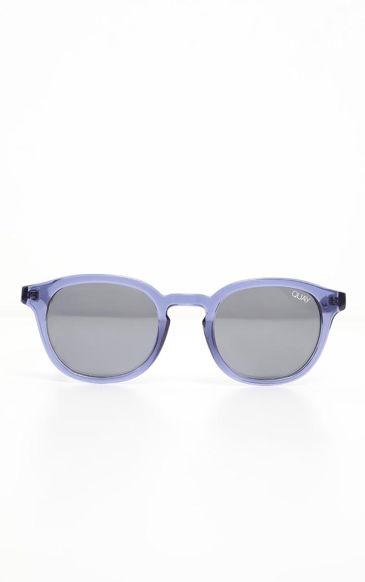 QUAY AUSTRALIA Blue Walk On Sunglasses 2