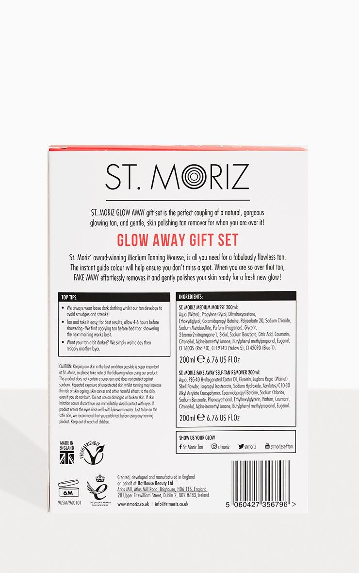 St Moriz Glow Away Christmas Gift Set 3