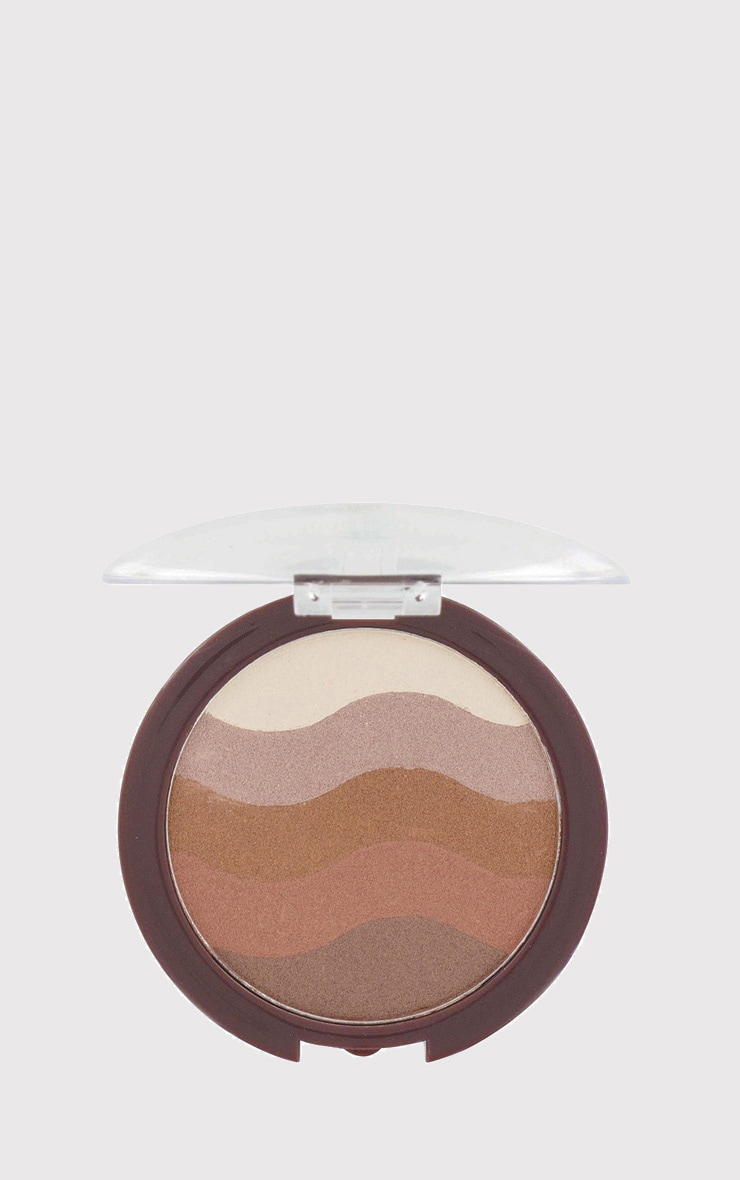 Sunkissed Medium Glimmer Compact Bronzer