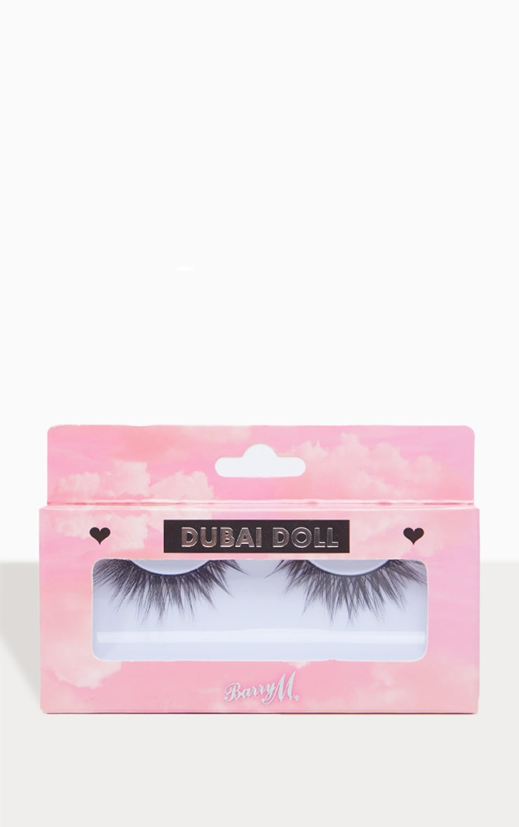 Barry M False Lashes Dubai Doll 1