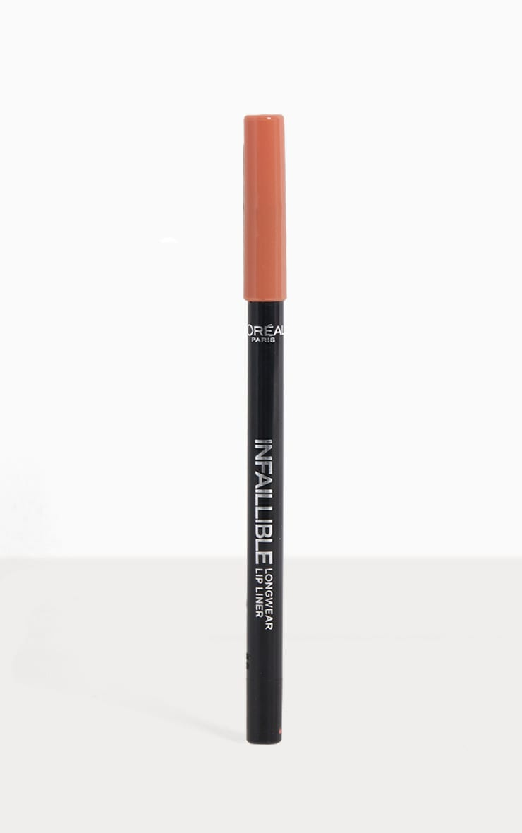 L'Oréal Paris Infallible Lip Liner Gone with the Nude 2