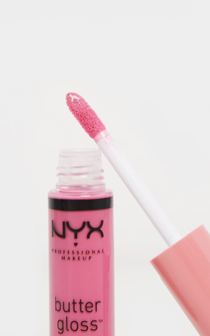 NYX PMU Butter Gloss Vanilla Cream Pie 3