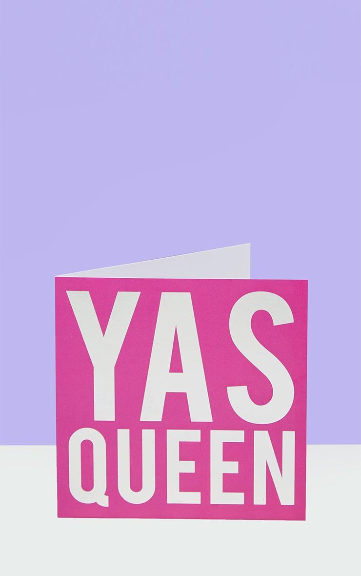Central 23 Yas Queen Bday Card