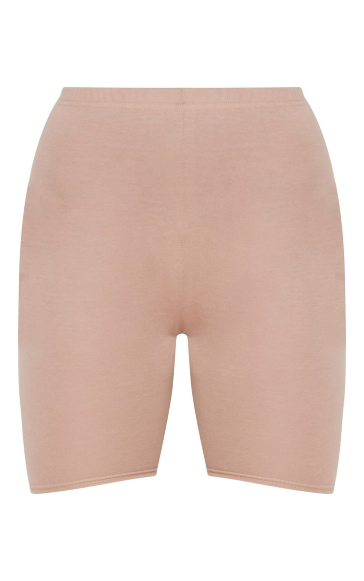 Taupe Bike Shorts 3