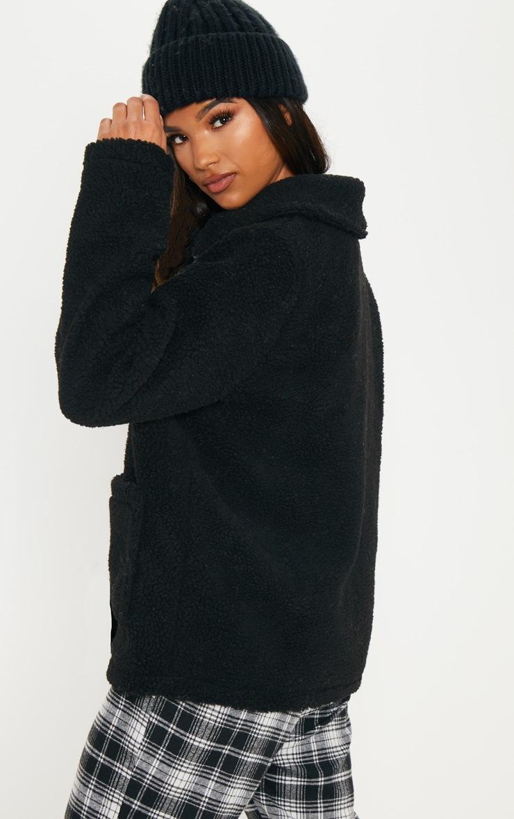 Black Borg Jacket  2