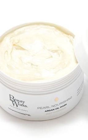 Beauty Works - Masque capillaire à l'huile d'argan Pearl Nourishing - 500 ml 6
