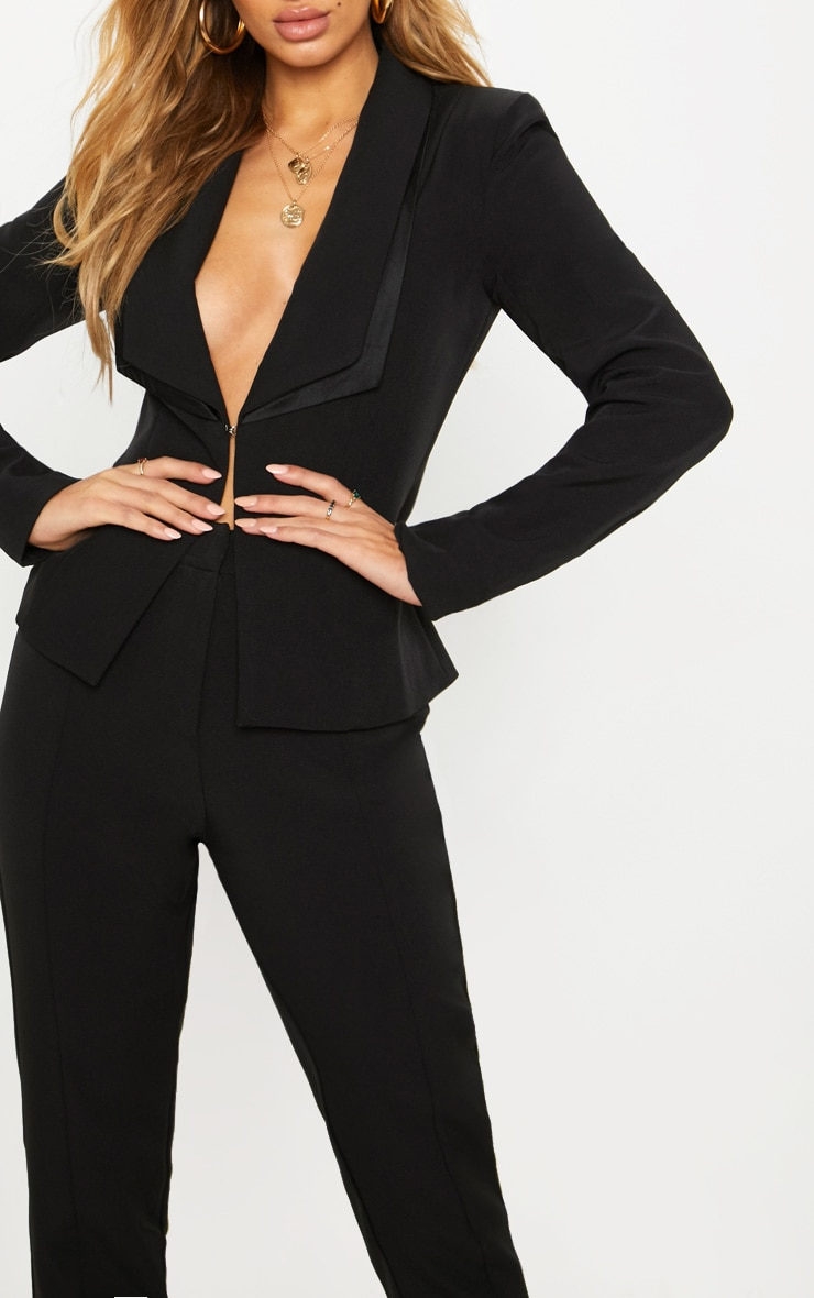 Avani Black Suit Jacket image 5