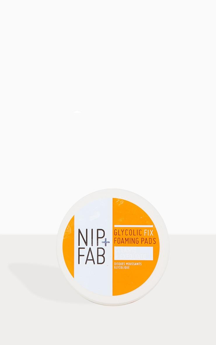 Nip + Fab Glycolic Fix Foaming Pads  2