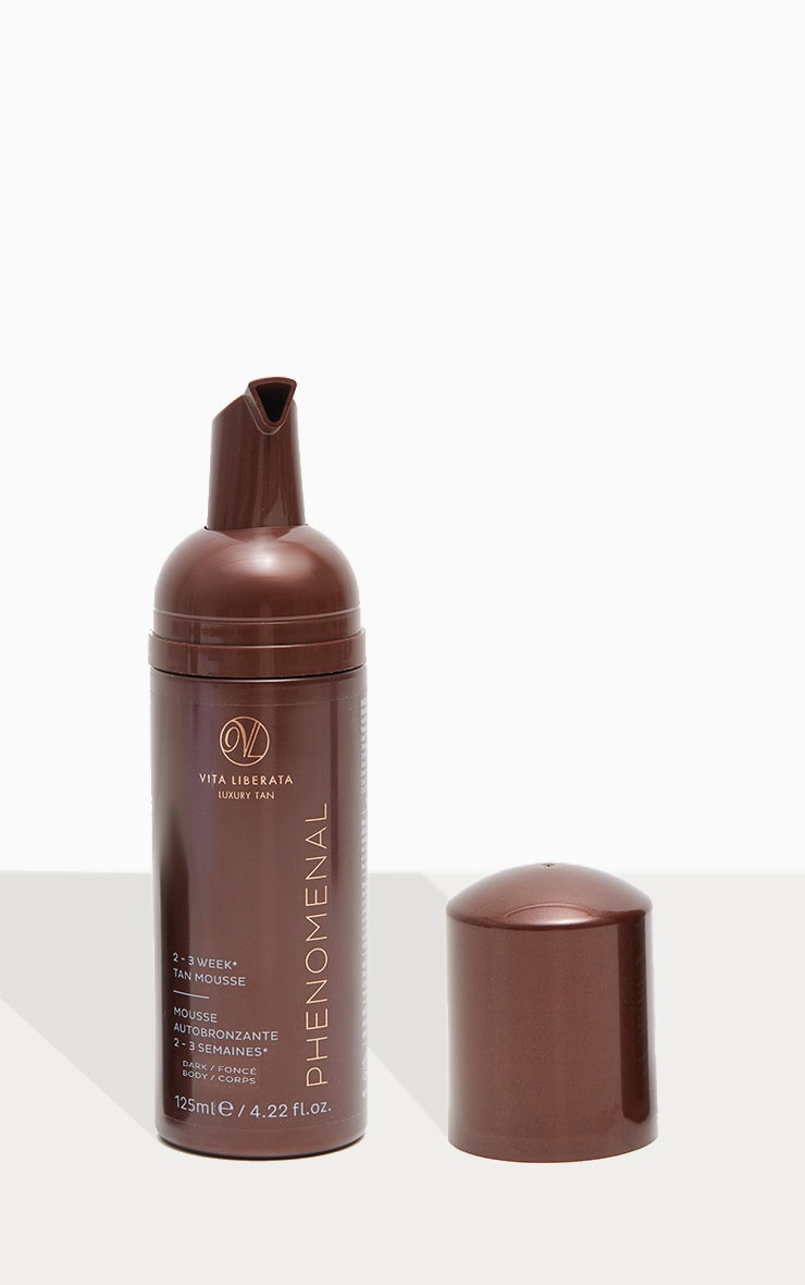 Vita Liberata 2 Week Dark Tan Mousse  2